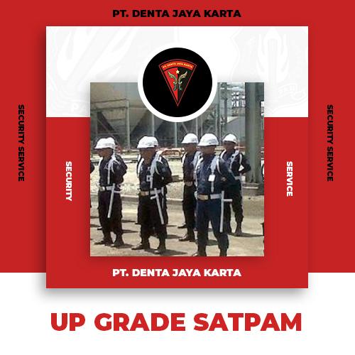 5 UP Grade Satpam