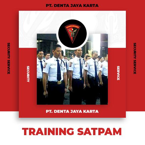 6 Training Satpam