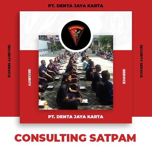 8 Consulting Satpam